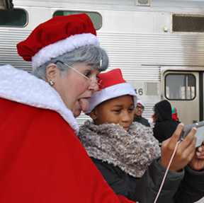 Santa Train_01 Thumbnail