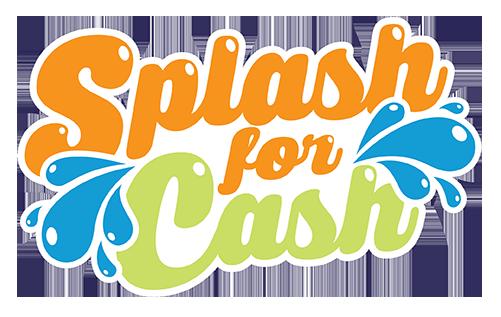 Splash for Cash Logo 2015