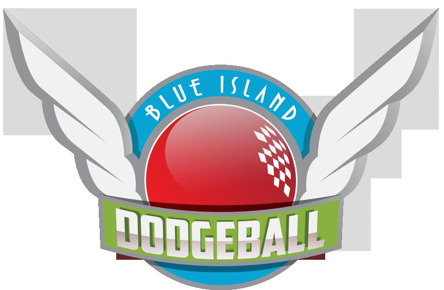 blue-island-dodgeball-logo