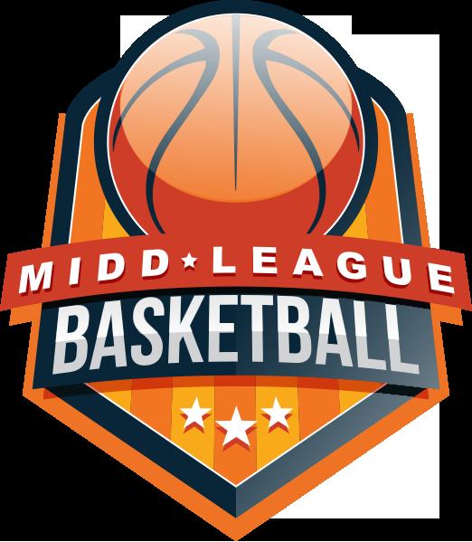 midd-league-basketball-logo