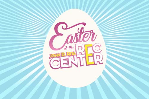 Portfolio image Easter at the Rec Center copy
