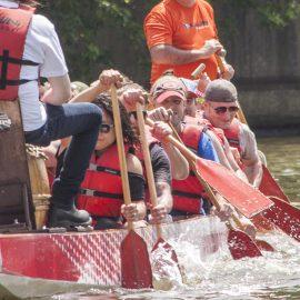 dragon boat festival blue island