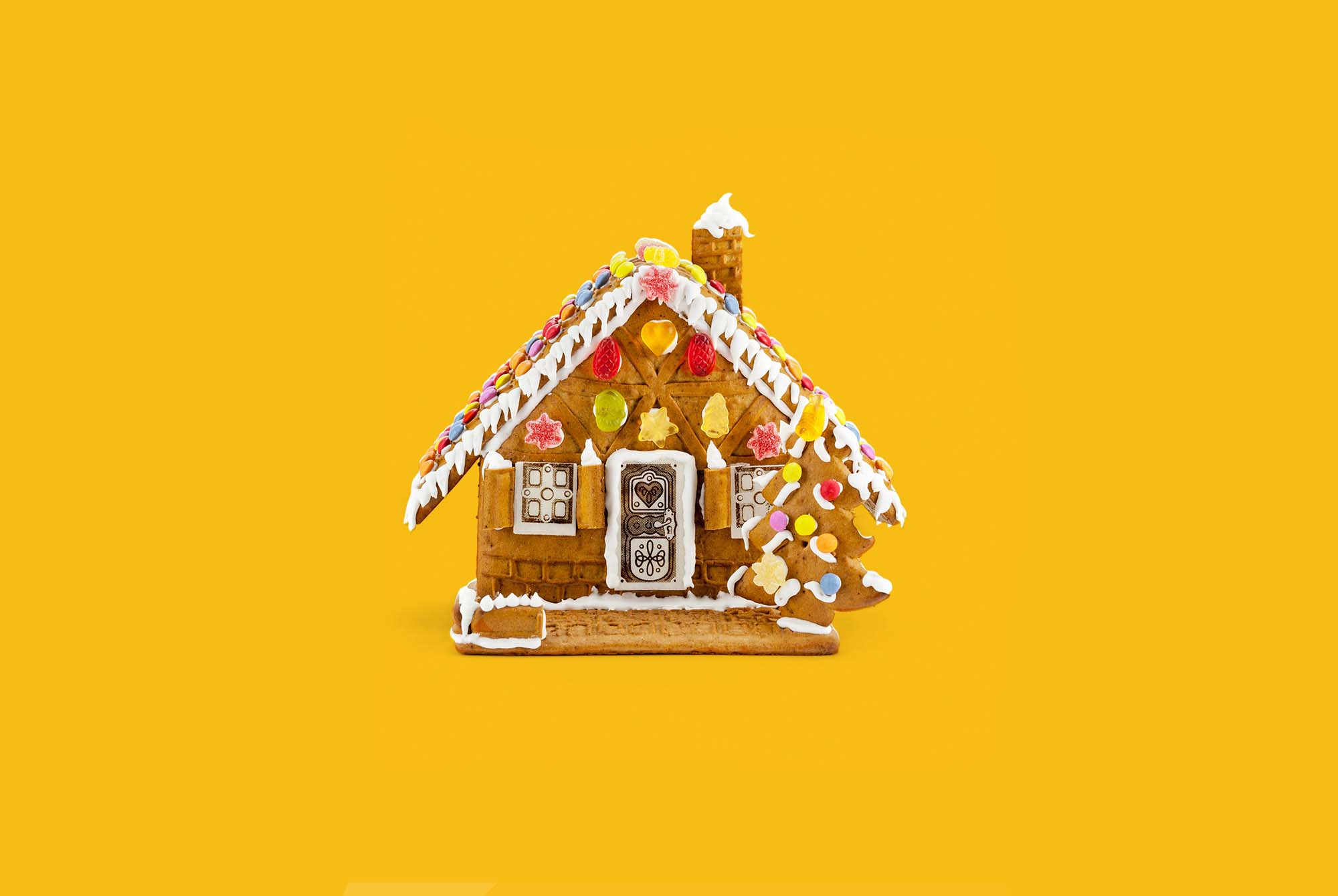 Gingerbread House Work Shop