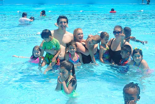 Pool schedule blue island parks - Pools on the park swimming lessons ...